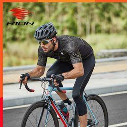 $enCountryForm.capitalKeyWord Australia - Rion Cycling Sets Men Outdoor Sports Clothing Pants Suit Mountain Bike Mtb Downhill Bicycle Jersey 5r Gel Padded 3 4 Long Shortswholesale