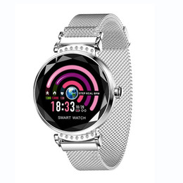 $enCountryForm.capitalKeyWord Australia - H2 Smart watch Waterproof Women ladies fashion Smartwatch Heart rate monitor Fitness Tracker For android and IOS