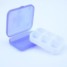 Medicine storage case online shopping - Portable Pill Medicine Box Travel Medicine Health Storage Pill Box Organizer Dispenser Pill Cases Fast Shippung F2505