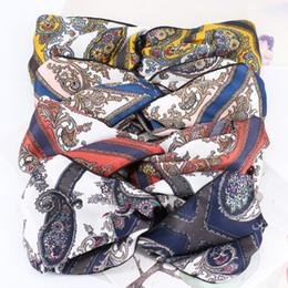 6b308c27c45 Woman Headbands Australia - 4pcs lot Floral Headbands For Girls Crossed Head  Wrap Knot Adult Hairbands