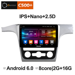 """Media Player Australia - 10.1"""" 2.5D Nano IPS Screen Android Octa Core 4G LTE Car Media Player With GPS RDS Radio Bluetooth For VW Passat 2013-2015 #3150"""