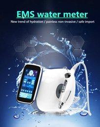Venda quente 2019 Novo Nanocrystalline não-invasivo instrumento de luz da água medidor de beleza micro-motion RF vanádio e titânio importado beleza em Promoção