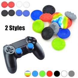 $enCountryForm.capitalKeyWord Australia - 15 Colors TPU Silicone Thumb Grip Stick Gamepad Protective Case Joystick Grip Cover For Sony Playstation 3 4 PS3 PS4 Xbox One 360 Controller