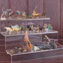 Wood Animal Figured Toys NZ - Park Jurassic World Small Toys For Children Dinosaur Gift Animal Action Figure 24pcs set C19041501