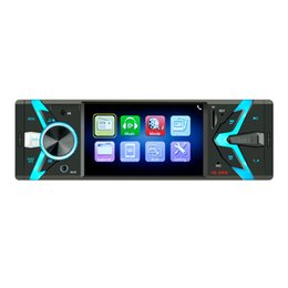 tft player Australia - Single Din In-Dash 4.1 Inch Car Stereo Tft Screen,Car Mp3 Mp4 Mp5 Rec car dvd