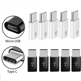 Wholesale tablet usb c for sale - Group buy Micro USB to Type C USB Data Adapter connector Type c to Micro adapter For samsung htc android phone tablet
