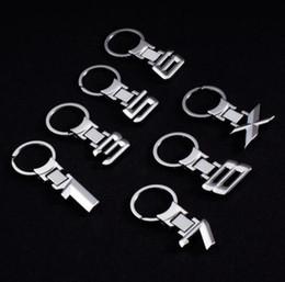 $enCountryForm.capitalKeyWord Australia - 5pcs Charms Fashion lovers gift digital name keychain Anniversary keychain car pendants