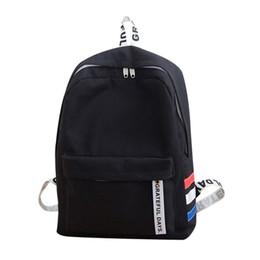 $enCountryForm.capitalKeyWord Australia - Women's bag unisex 2019 fashion canvas backpack men's large capacity travel backpack female Korean women's clothing mujer bolsas female (bla