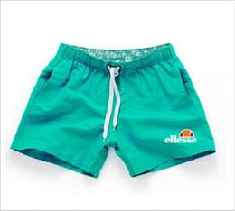 Hot Pants Shorts Men Australia - Hot Brand Man Quick Drying Shorts Men Shorts Beach Short Pants Men Shorts Pants High-quality Swimwear Bermuda Male Letter Surf Life Men Swim