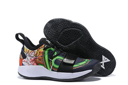 8c77ddc50f84 New Color PG 2.5 PE Wolf Grey Mens Basketball Shoes for Sale High Quality Paul  George PG Lighted Shoes Sports Sneakers Size 40-46