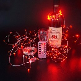 Remote contRol insects online shopping - Star Lights Christmas Halloween Decorative Lights Led Lamp String Usb Remote Control Function Copper Wire Lamp String