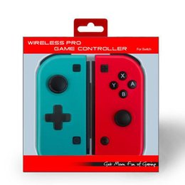 Wireless Switch Controllers Australia - Wireless Bluetooth Gamepad Pro Controller For Switch Pro Console Switch Gamepads Controllers Joystick For Game