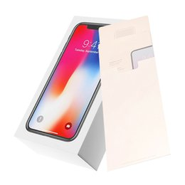$enCountryForm.capitalKeyWord Australia - Genuine OEM Retail Box For Apple iPhone X XR XS Max 8 8 Plus Samsung Galaxy Note 9 S9 S9+ (Empty Package Boxes)