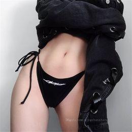3a2a7e77baf46 2019 New Sexy brazilian Female swimwear String micro mini bikini bottom  women String Briefs Thong Panties Underwear