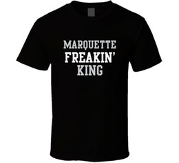 $enCountryForm.capitalKeyWord Canada - Marquette Freakin' King Oakland Football Player Cool Fan T Shirt Funny free shipping Unisex Casual Tshirt