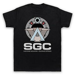$enCountryForm.capitalKeyWord Australia - SGC STARGATE UNOFFICIAL STAR GATE COMMAND T-SHIRT gift t shirt for men Funny Tee