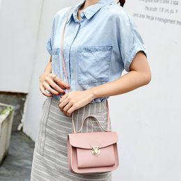 $enCountryForm.capitalKeyWord Australia - Sleeper #401 2019 Fashion Lady Shoulders Small Letter Purse Mobile Phone cover hasp Messenger Bag small flap gift free shipping