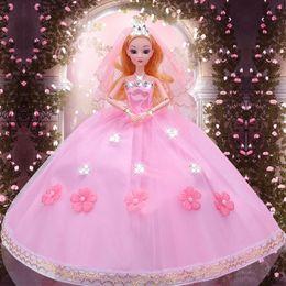 Pp Housing Australia - Lele Bobbi Doll Facelift Suit Will Gift Box Will Tailing Wedding Dress Princess Girl House Toys Single