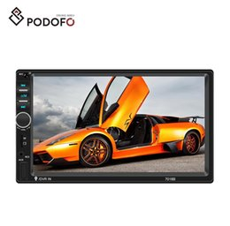 "$enCountryForm.capitalKeyWord Australia - Podofo Car Radio Car DVD Autoradio 7"" 2 Din LCD Touch Screen Multimedia Player Audio Stereo Bluetooth Mirror-Link Rear View Camera"