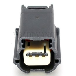 Molex Connectors Wholesale Australia - Molex MX 64 3 Pin Female Electrical Waterproof Connector 31403-3700 Fit For Car