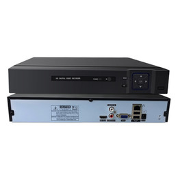25CH 5MP 32CH 1080P 8CH 4K CCTV H.265 NVR DVR Grabadora de video en red Onvif para cámara IP 2 SATA XMEYE P2P Cloud en venta