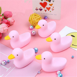 Stationery Retail Australia - Creative Cartoon Powder Small Pig Decorative Children's Toys Lovely Decompression Stationery Toys Student Venting Stationery Baby Christmas