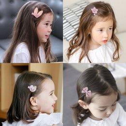 Flower Girl Rhinestone Hair Clips Australia - Gift Box 24pcs pack Crystal Rhinestone Flower Hair Claw Hairpins Hair Accessories Ornaments Hair Clips Hairgrip for Kids Girl