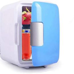 Toptan satış Yaz-olmalıdır! Yeni Şık Araba Buzdolabı In Car Küçük Dondurucu Mini Buzdolabı Buzdolabı 12V Evrensel Cooler Home For