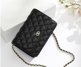 $enCountryForm.capitalKeyWord NZ - Hot Sale Fashion Vintage Handbags Women bags Designer Handbags Wallets for Womens Leather Chain Bag Crossbody and Shoulder Bags 19CM 3A