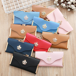 $enCountryForm.capitalKeyWord Australia - 2019 New Fashion Women's Wallet Mini Purse Clutch Evening Bags Crown Rhinestones Mobile Phone Bags Ladies Bag For Wedding