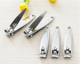 Household Alloys Australia - New Creative Nail Clippers 602 Nail Trimmers Alloy Stainless Clippers 602Q Nail Clipper Keychains Widget Pendents