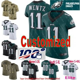 buy popular 9e996 fdfc4 Discount Eagles Jerseys | Philadelphia Eagles Jerseys 2019 ...