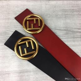 Big Size Belts For Men Australia - 100% cowhide genuine leather vintage belts for men brand designer men's pin buckle belt men high quality BIG SIZE 85-120CM Belt Width7.