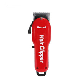 men barber clippers Canada - Kemei Barber Hair Clipper Professional Cordless Hair Trimmer for Men Beard Electric Cutter Oil Head Hair Cutting Machine Haircut