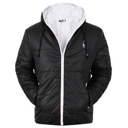 $enCountryForm.capitalKeyWord Australia - wholesale Brand Waterproof Winter Coat Men Casual Hoodied Cotton Padding Parka Men Clothing Deer Embroidery Winter Jacket