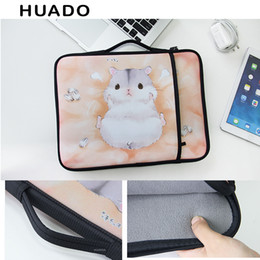 "$enCountryForm.capitalKeyWord Australia - Cute design notebook bag 13inch case for 15.6 14""laptop bags with handle portable laptop cover for xiaomi 12.5""13.3 hp dell asus"