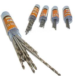 $enCountryForm.capitalKeyWord UK - Tools 50pcs  Twist Drill Bit Set Saw Set Hss High Speed Steel Drill Bit Woodworking Wood Tool 0.6 0.8 1 1.5 2mm For Metal Aluminum