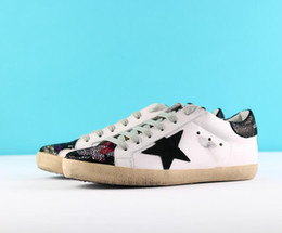 9ef4693d55a6 3qa version style Golden Goose Ggdb sneakers Genuine Leather Villous Dermis  Scarpe di lusso old skool Women Luxury Superstar trainer 36-4