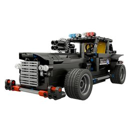 $enCountryForm.capitalKeyWord UK - 464pcs DIY Simulation car model 2.4GRemote Control Building Block RC Car Toy rechargeable assembled electric children toy gift