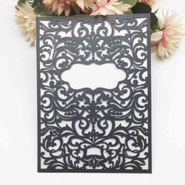 $enCountryForm.capitalKeyWord Australia - Wedding Invitations Card Tradition Chinese Style Design With Lace Envelope Apply To Grand Events Business Birthday Party Festival Invitation