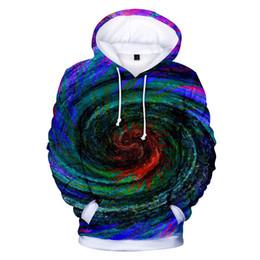 Nice Men Hoodies Australia - 2d Hoodies Men Women Sweatshirts Print Tie-dye 2d Hoodies Hip Hop Winter Hooded Mens Sweatshirts Nice Fashion Clothing