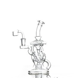 $enCountryForm.capitalKeyWord UK - Four Colors glass bong 14.5mm Joint Size Honey Bucket Dab Rigs Glass Bong Inline Perc Functional dab hookah