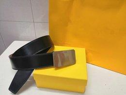 Toptan satış Sıcak satış! Kadınların kayış Lüks Kemerler Alaşım Toka için erkek deri kemerler için 2018 En İyi Kalite First Class gerçek hakiki Deri Erkek tasarımcı