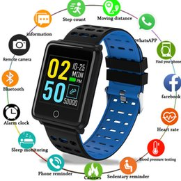 $enCountryForm.capitalKeyWord Australia - F3 fashion smart color watch men's and women's smart wearable device bracelet waterproof fitness watch
