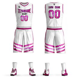 ad35de62657 Design Basketball Jersey Sublimation Printing Fox Custom Basketball Uniform  Men kids Running Kits