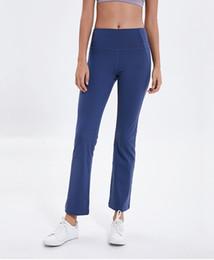 "$enCountryForm.capitalKeyWord Australia - Hot selling quick-drying Women Pants Sale Overall sport Yoga Groove Pants for Women girls Yoga Harem pants Flare 32"""
