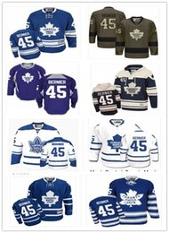 4bf43814a 2018 Toronto Maple Leafs Jerseys #45 Bernier Jerseys men#WOMEN#YOUTH#Men's  Baseball Jersey Majestic Stitched Professional sportswear