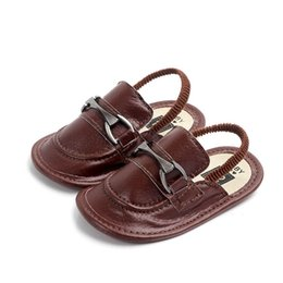 $enCountryForm.capitalKeyWord NZ - baby boy shoes baby shoes pu leather toddler shoes Moccasins Soft First Walker Shoe Newborn Sandals Infant Sandals baby boys Slippers A4411
