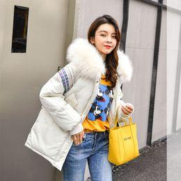 $enCountryForm.capitalKeyWord Australia - 2019 New Arrival Fashion Patch Designs Women Winter Jacket Cotton Padded Warm Thicken Ladies Short Coat Parka Womens Jackets