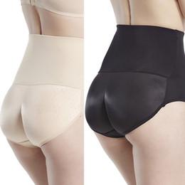 630832916b8 Plus Size Lingerie Sexy Panties Women Interior Push Up Padded Fake Ass  Underwear Highwaist Underpants Lenceria Mujer